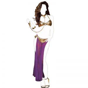 کاستوم لباس رقص عربی